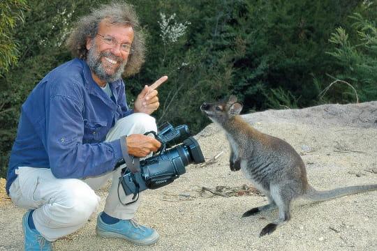 Antoine au paradis des animaux