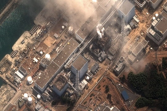 réacteur à fukushima