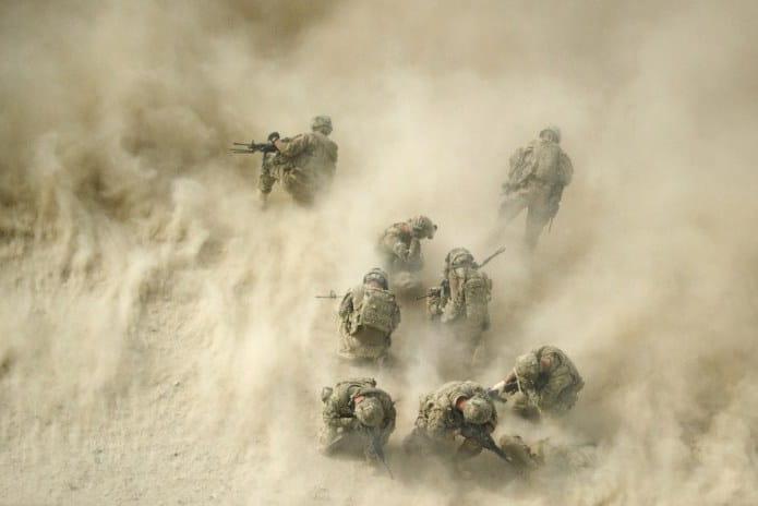 retrait en afghanistan