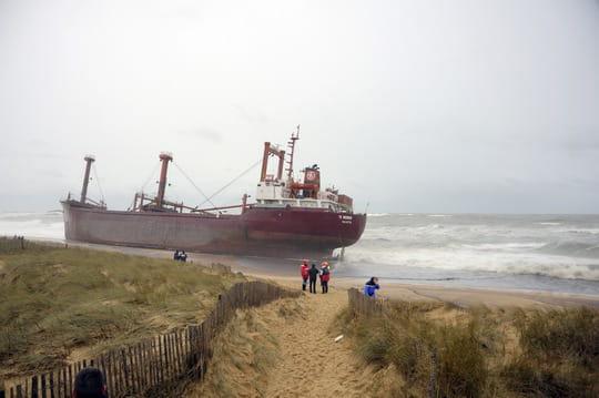 La tempête Joachim s'abat sur la côte - L'Internaute Actualite