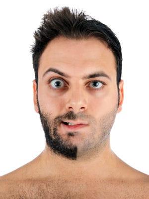 46 des femmes de moins de 35 ans pr f rent les hommes avec une barbe de 3 jours que pensent. Black Bedroom Furniture Sets. Home Design Ideas