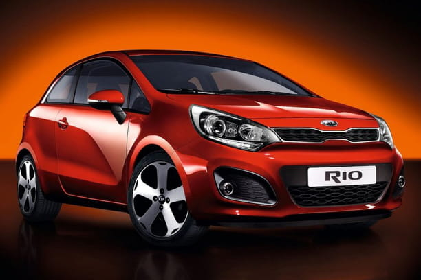 kia rio 3 portes nouveaut s automobiles 2012 les. Black Bedroom Furniture Sets. Home Design Ideas