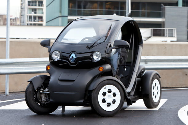 renault twizy nouveaut s automobiles 2012 les mod les qui arrivent cette ann e sur le march. Black Bedroom Furniture Sets. Home Design Ideas