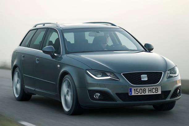 seat exeo et st nouveaut s automobiles 2012 les. Black Bedroom Furniture Sets. Home Design Ideas