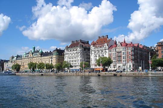 le charme de stockholm les villes les plus appr ci es d 39 europe linternaute. Black Bedroom Furniture Sets. Home Design Ideas