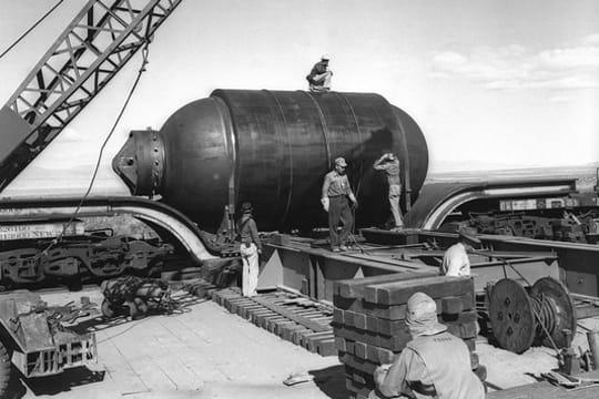Histoire : Premiers essais nucléaires Conteneur-jumbo-1097286