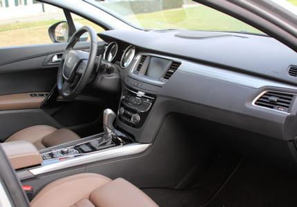 Essai Peugeot 508 SW : la lionne a les dents longues Presentation-sobre-raffinee-ne-decoit-pas-1099747