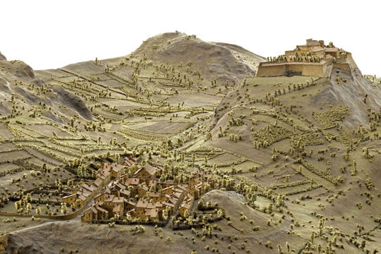 Histoire : France en relief Italie-1116811