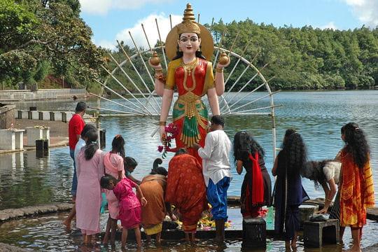 Hindouisme à l'Ile Maurice