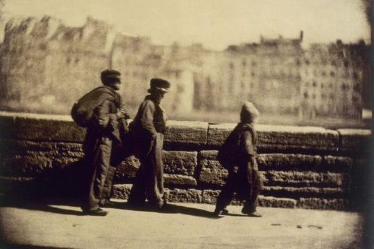 Histoire :  Le Paris du XIXe siècle Paris-xixe-siecle-1125270