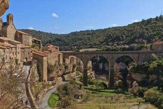 villages les plus romantiques : minerve