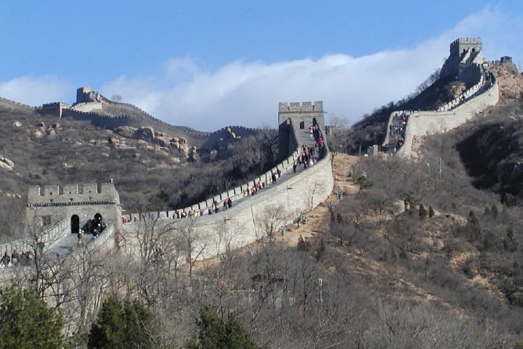 La grande muraille de chine les 50 sites touristiques for Sites de cuisine les plus visites