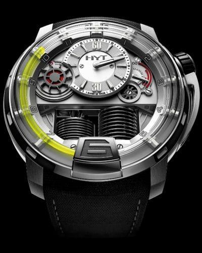 h1 de hyt baselworld 2012 les plus belles montres linternaute. Black Bedroom Furniture Sets. Home Design Ideas