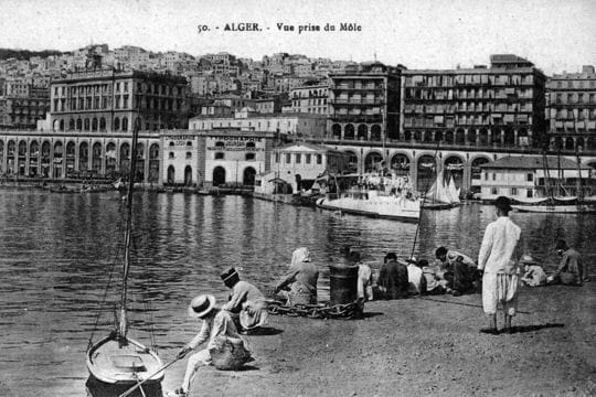 Alger au d but du xxe si cle l 39 alg rie d 39 antan en images lintern - Debut du 20eme siecle ...