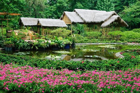 Jardin du monde nuage ciel d 39 azur - Les plus belles jardins du monde ...
