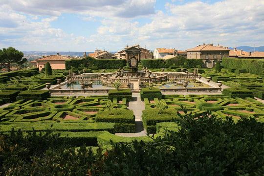 Les jardins de la villa lante en italie balade dans les plus beaux jardins du monde linternaute - Les plus beaux jardins du monde ...