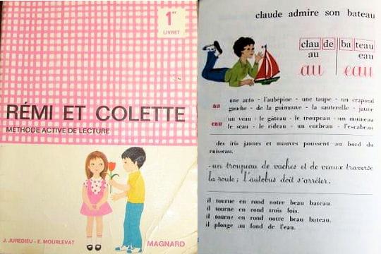 1970 : Rémi et Colette