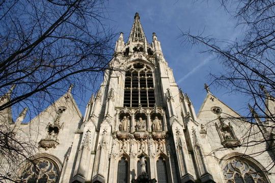 L 39 glise saint maurice et la cath drale notre dame de la treille - Eglise notre dame de la treille lille ...