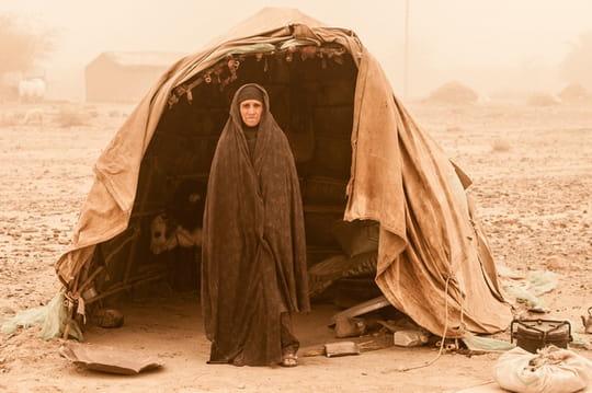 reportage village en iran