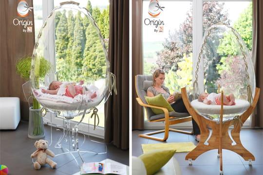 le berceau transparent les folles inventions du concours l pine 2012 linternaute. Black Bedroom Furniture Sets. Home Design Ideas