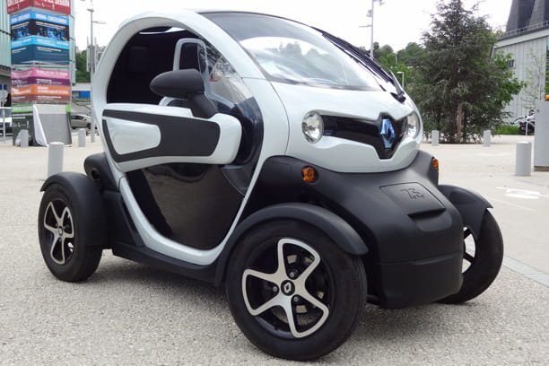 test renault twizy l 39 o r n i lectrique en images. Black Bedroom Furniture Sets. Home Design Ideas