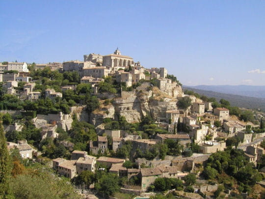 Gordes les plus beaux villages de provence linternaute - Les plus beaux miroirs ...