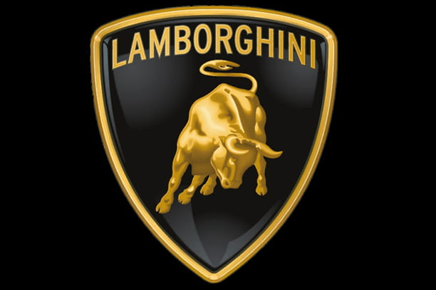 le taureau de lamborghini l 39 histoire des logos automobiles linternaute. Black Bedroom Furniture Sets. Home Design Ideas