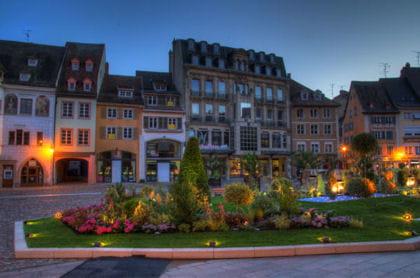 Les plus belles places o fl ner en france - Abonnement piscine mulhouse ...