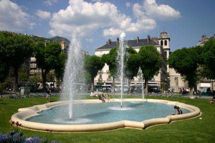 place victor hugo grenoble@hans sterkendries panoramio