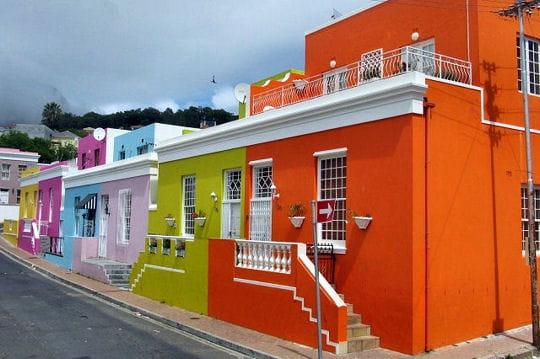 Les villes et quartiers les plus color s du monde for Les maisons du sud