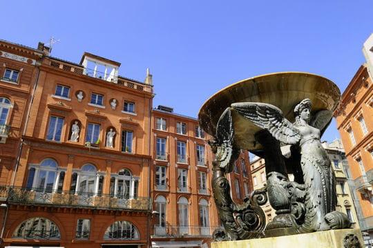 Toulouse le capitole et ses h tels particuliers for Hotel design toulouse centre ville