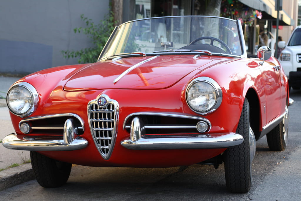 1955 Alfa    Romeo    Giulietta    Spider       Veloce    related infomation