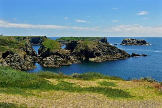guide de voyage morbihan : belle-île en mer