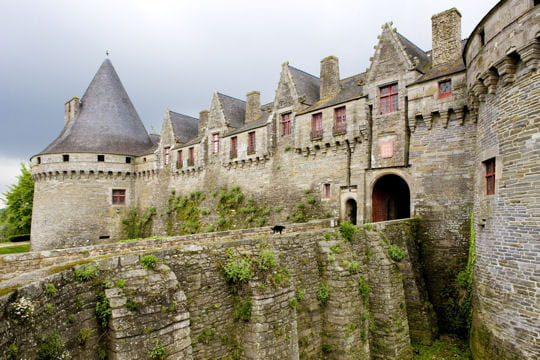 Guide de voyage Morbihan : Château de Pontivy