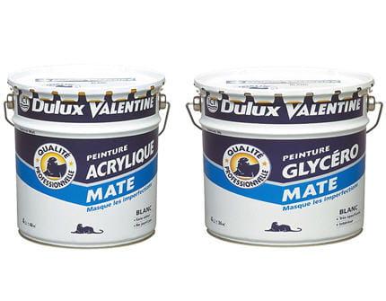 Acrylique contre glyc ro le match - Peinture glycero ou acrylique ...