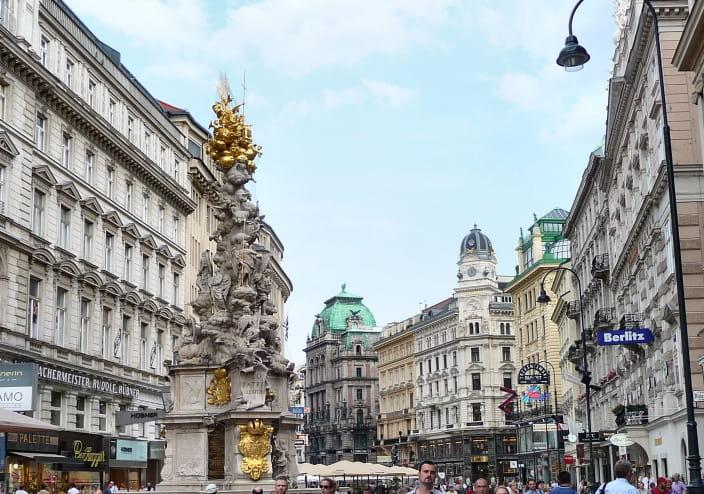 14e vienne autriche villes les plus embouteill es d 39 europe classement 2012 linternaute. Black Bedroom Furniture Sets. Home Design Ideas