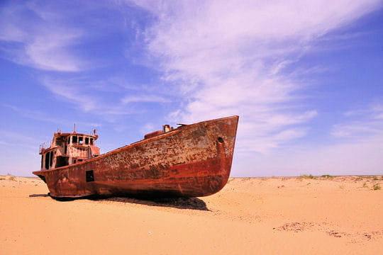 navire de la flotte de pche de moynaq