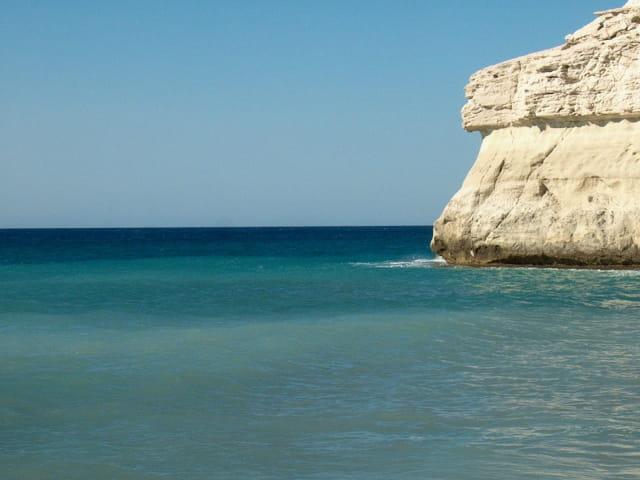agua amarga dans la province dalmeria les  belles plages despagne linternaute