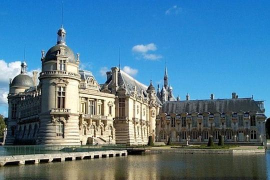 Le ch teau de chantilly 20 ch teaux spectaculaires - Architecte chantilly ...