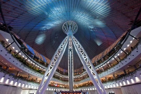 structure étonnante