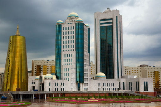 parlement kazakh