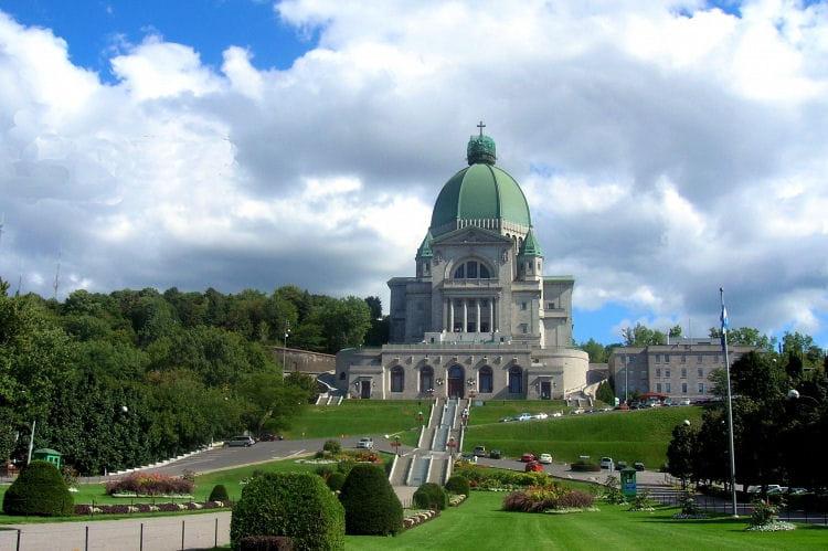 Parc Montreal le Parc Mont-royal de Montréal