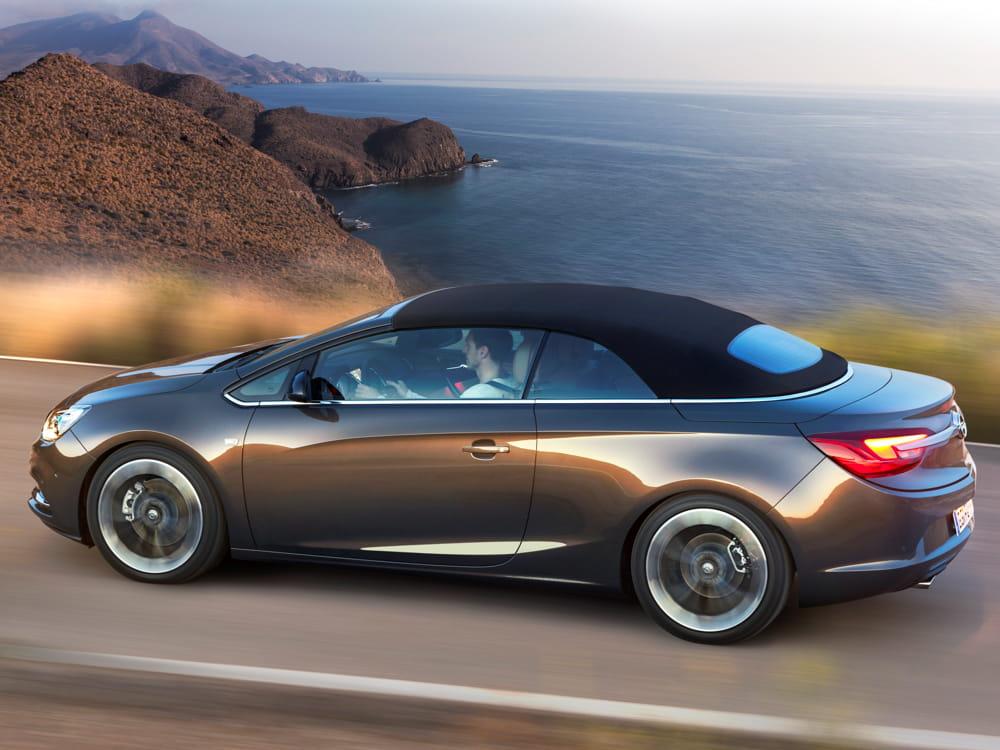 Opel представил новый кабриолет …