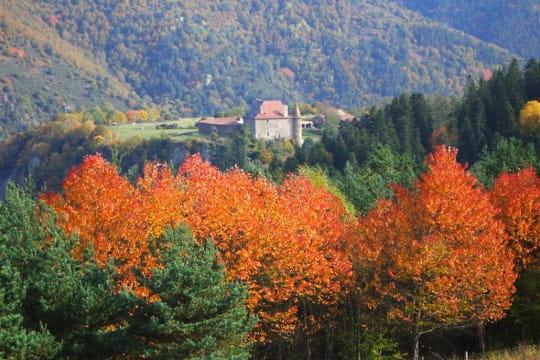 Octobre en velay la france la faveur de l 39 automne for La varenne chartres