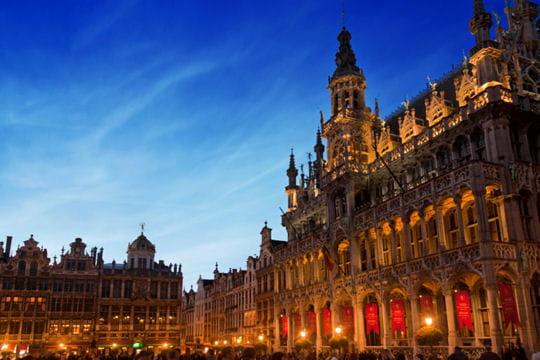 les 20 plus beaux sites de belgique