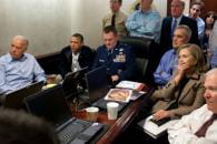 obama regarde la mort de ben laden
