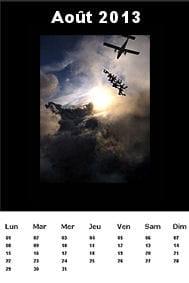 Cr er son calendrier photo personnalis linternaute - Creer son calendrier ...