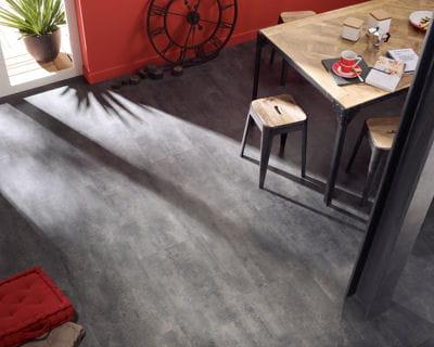 Esprit loft 20 rev tements de sol pour votre salon linternaute - Loft sol leroy merlin ...