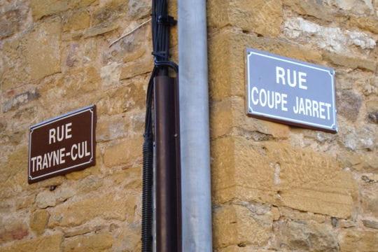 rue coupe jarret