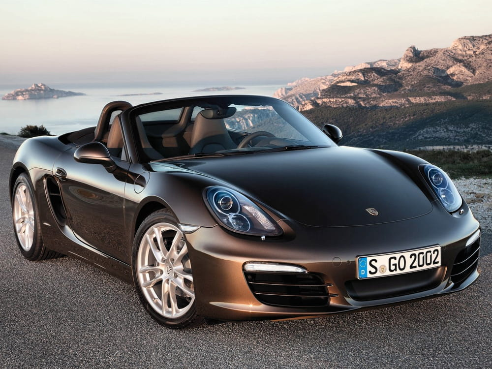 porsche boxster voiture de l 39 ann e 2013 les candidates linternaute. Black Bedroom Furniture Sets. Home Design Ideas